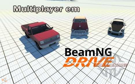 a Verdade sobre o multiplayer em BeamNG.drive