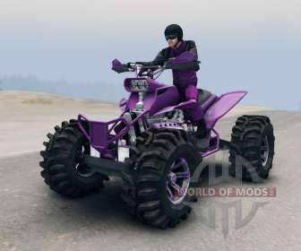 Motos para Spin Tires