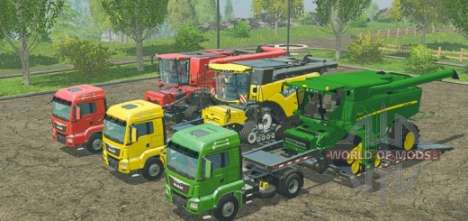 Mods Verter Farming Simulator 2015