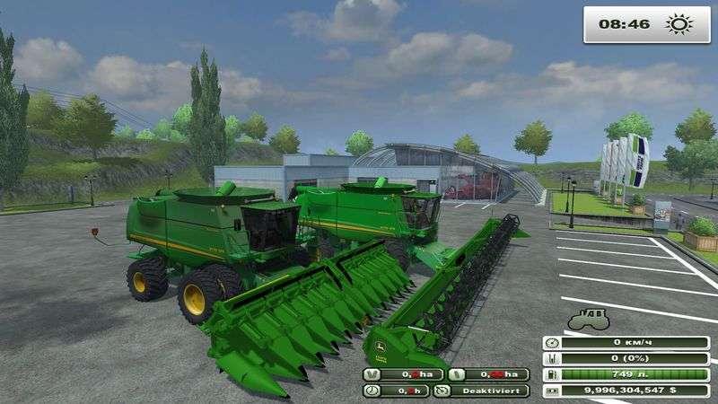 Download de mods para o Farming Simulator 2013: moda para o agricultor
