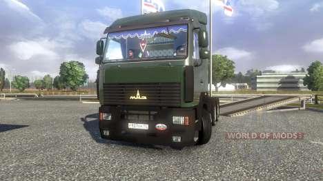 Despeje Os Caminhões Do Euro Truck Simulator 2