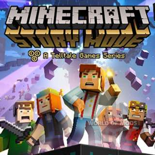 Minecraft historia-Modus