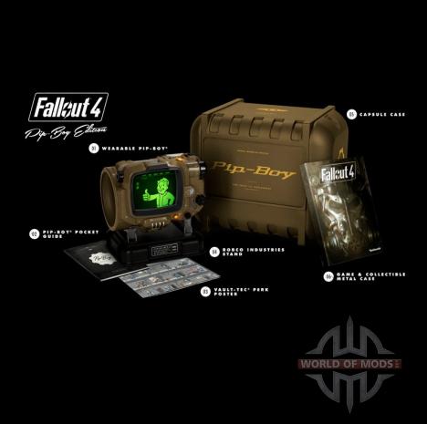 Fallout Pipboy Edição de 4