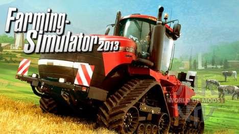 Atualização für Farming Simulator 2013