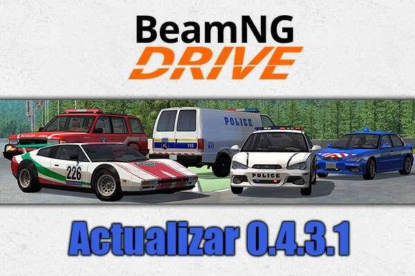 Atualização para BeamNG Drive