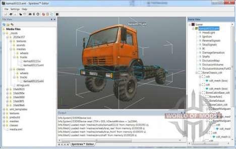 modelo de Caminhão com o mínimo de modificações