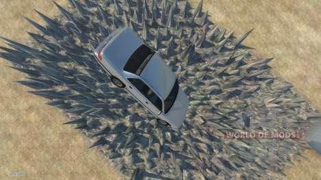 os Melhores gifs da BeamNG Drive