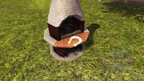 Onde estão as ferraduras em Farming Simulator 2013