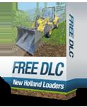 FREE DLC - Carregadeiras New Holland