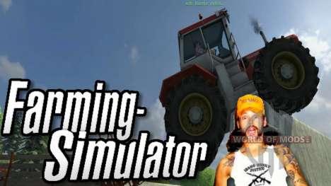 Farming Simulator 2013 momentos engraçados