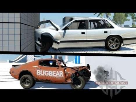 BeamNG Drive vs Next Car Game