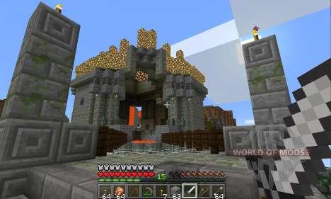 realidade Virtual em Minecraft