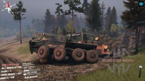 SpinTires caiu