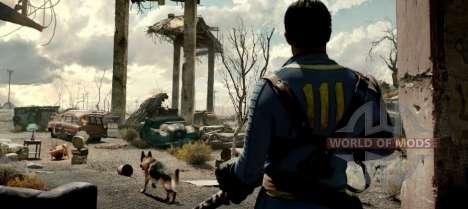 Fallout 4 Modo de Sobrevivência