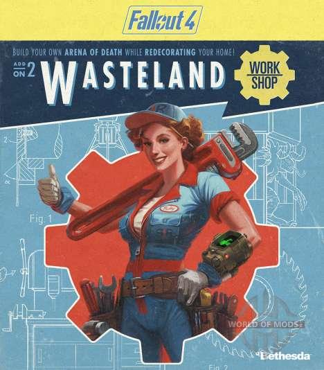 Wasteland Oficina DLC
