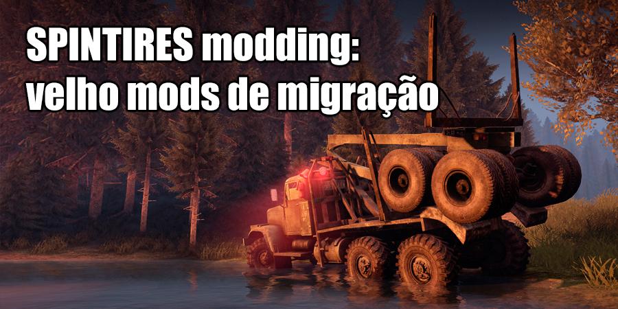 Migração de idade mods