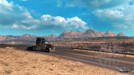 Open beta de 1,3 atualização para o American Truck Simulator