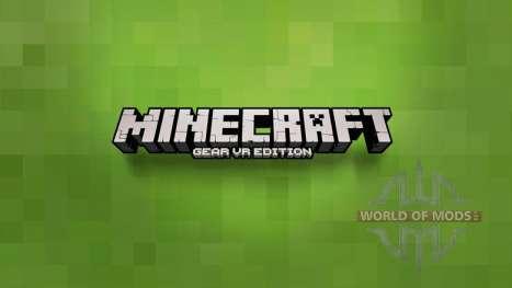Minecraft: Engrenagem VR Edition