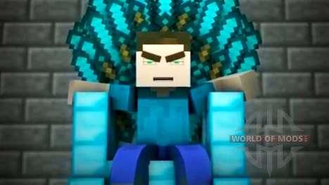 Nova atualização de Minecraft 1.9.4