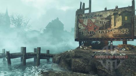 Longe de Porto DLC de Fallout 4 já está disponível!