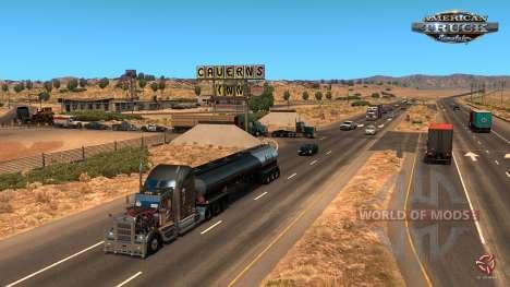 Arizona versao DLC para a American Truck Simulator
