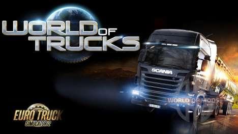os Resultados das National Flags do Evento em Euro Truck Simulator 2