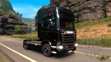 World of Trucks de evento prolongado!
