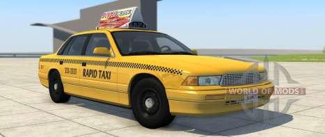 Grand Marshal de Táxi variante de BeamNG Drive