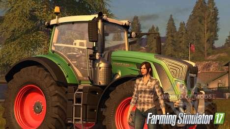Mulheres em Farming Simulator 2017
