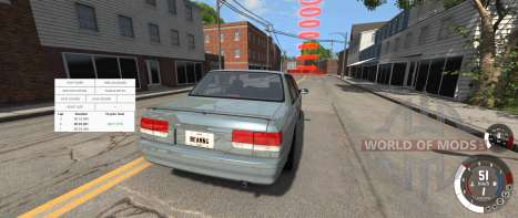 Hotlapping em BeamNG Drive