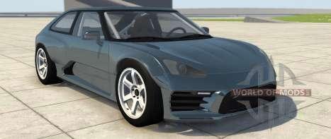 Nova opção para SBR4 de BeamNG Drive