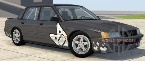 Nova skin Personalizada para '88 Pessima de BeamNG Drive