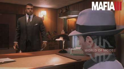 Mission in Mafia 3: so, Padre