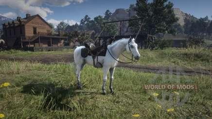 Red Dead Redemption 2: warhorse