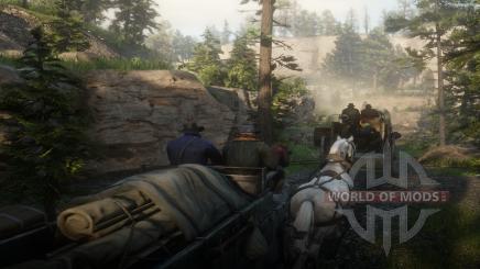 Trucos vierta la Red Dead Redemption 2