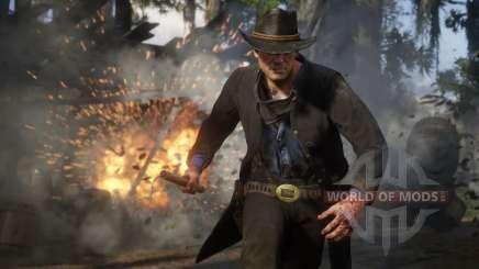 Red Dead Redemption 2: dynamite