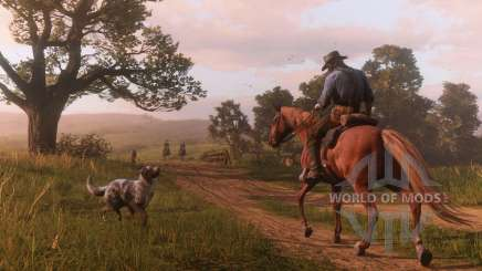 Red Dead Redemption 2: horse control