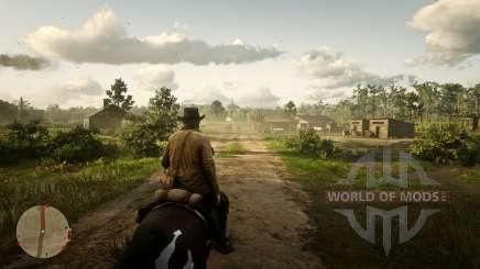 Configuração de gráficos de Red Dead Redemption 2