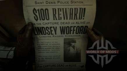 A Caça à Lindsey Wofford