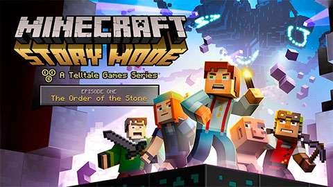 Minecraft Modo História já está disponível!