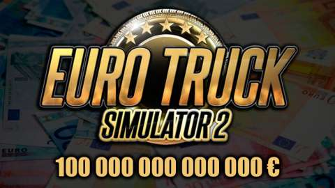 Dinheiro mod do Euro Truck Simulator 2