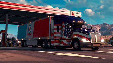 American Truck Simulator: requisitos do sistema