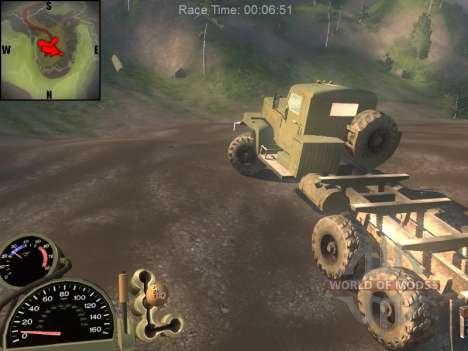 Spin Tires v1.0 beta (2009) Demo Level