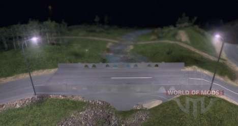 Mapa de estrada longa para Spin Tires