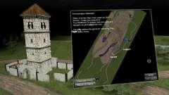 O mapa de registro de trilha 2