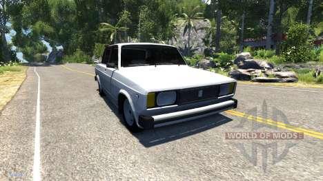 Vaz-2105 para BeamNG Drive