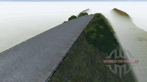 Localização Skyjump para BeamNG Drive