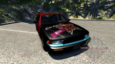Gavril Grand Marshal Evil Empire para BeamNG Drive
