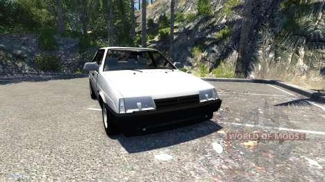 VAZ-Lada 21099 Companheiro para BeamNG Drive