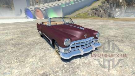Cadillac Series 62 Convertible 1949 para BeamNG Drive